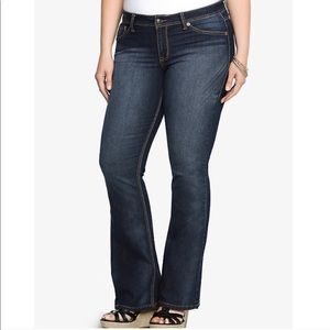 torrid Jeans - Torrid | Source of Wisdom Slim Boot Jean